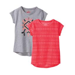 PEPPERTS® T-shirt para Rapariga 2 Unid.