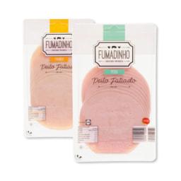Fumadinho® Peito de Peru / Frango Fatiado