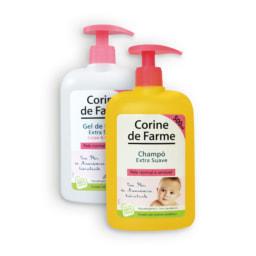 CORINE DE FARME® Gel Banho / Champô para Bebé