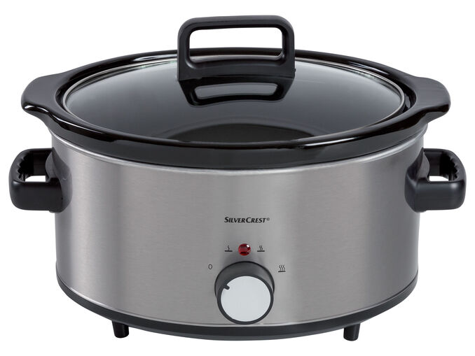 Silvercrest Kitchen Tools® Slow Cooker 320 W