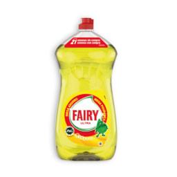 FAIRY® Detergente Manual para Loiça de Limão