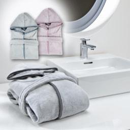 HOME CREATION® Roupão de Banho para Senhora