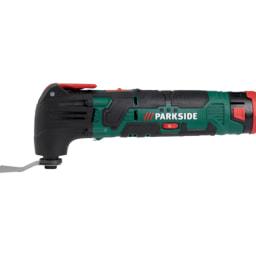PARKSIDE® Ferramenta Multifuncional com Bateria