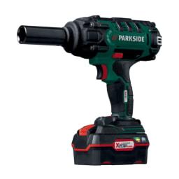 Parkside® Aparafusadora de Impacto com Bateria
