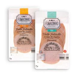 FUMADINHO® Peito de Frango / Peru Forno a Lenha