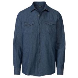 Livergy® Camisa de Ganga para Homem