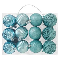 Melinera® Bolas para Árvore de Natal 24 Unid.