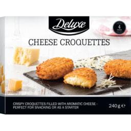 Deluxe® Croquetes de Queijo para Forno