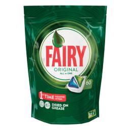 Fairy® Cápsulas para Máquina da Loiça All-In-One