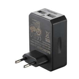SILVERCREST® Carregador USB/ Adaptador USB