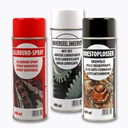 Spray Lubrificante