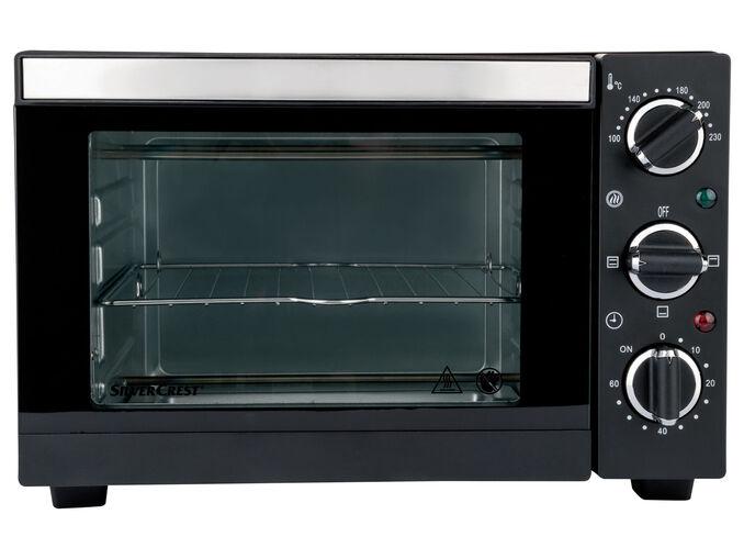 Silvercrest® Kitchen Tools Forno Elétrico 1200 W