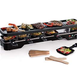 Grelhador Raclette 1200 W