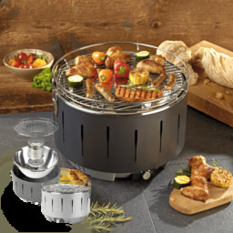 QUIGG® Fast n' Easy Grill