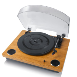 SILVERCREST® Gira-disco com USB