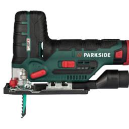 Parkside® Serra de Recortes com Bateria