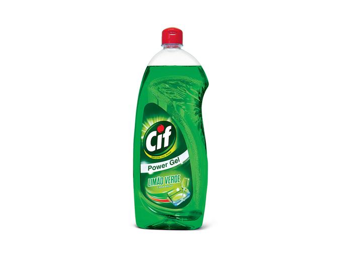 Cif® Power Gel Detergente Loiça