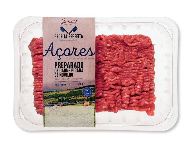 Jaruco® Preparado de Carne Picada de Bovino dos Açores