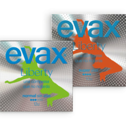 Artigos selecionados EVAX LIBERTY®