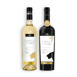 CABEÇA DE TOIRO® Vinho Tinto / Branco Tejo DOC Reserva