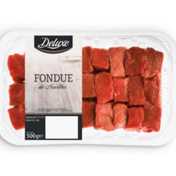 DELUXE® Carne de Novilho para Fondue