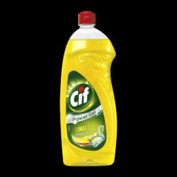 Cif Detergente Loiça Manual Power Gel Limão