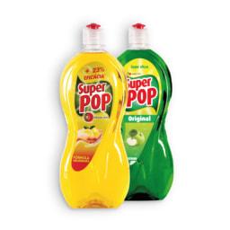 SUPER POP® Detergente de Loiça Limão / Maçã