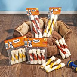 Barritas de Roer para Cão