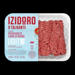 Preparado de Carne Picada de Bovino Light