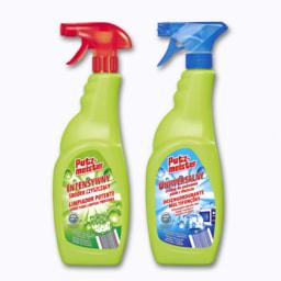 Spray Limpeza Profunda