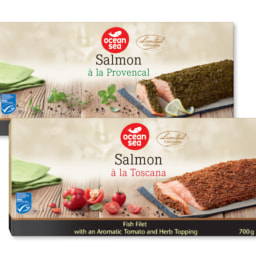 Ocean Sea® Filetes de Salmão do Pacífico