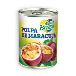 MAXI BRASIL® Polpa de Maracujá