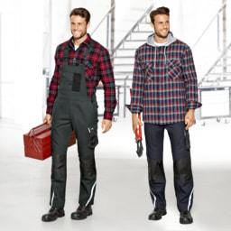 ACTIVE TOUCH® Macacão/ Calças de Trabalho para Homem