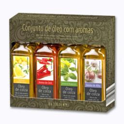 Conjunto de Óleo com Aromas