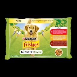Carne em Gelatina Cão Friskies