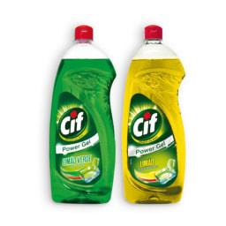 CIF® Detergente para Loiça Power Gel
