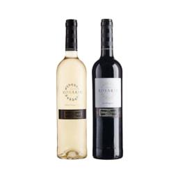 VINHA DO ROSÁRIO® Vinho Tinto / Branco Regional Península de Setúbal