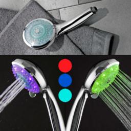 HOME CREATION® Chuveiro com LED