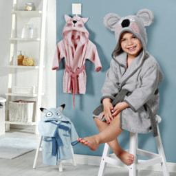 HOME CREATION® Roupão de Banho para Criança