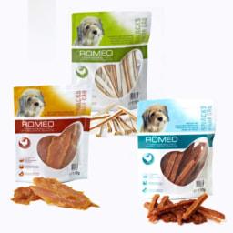 Snacks de Frango para Cão