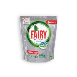 FAIRY® Detergente para Máquina em Cápsulas