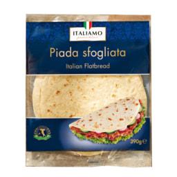 ITALIAMO® Pão Plano Italiano
