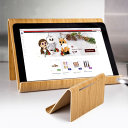 HOME CREATION® Suporte Tablet Bambu