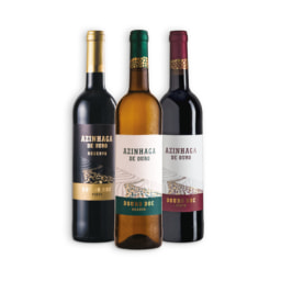 Vinhos selecionados AZINHAGA DE OURO®