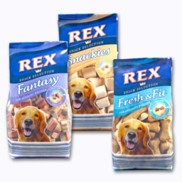 Seleção de Snacks para Cão