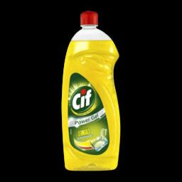 Detergente Manual Loiça Power Gel Limão