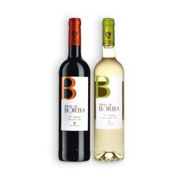 ADEGA DE BORBA® Vinho Tinto/ Branco Alentejo DOC