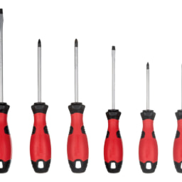 Powerfix® Conjunto de Chaves de Parafusos 6 Unid.