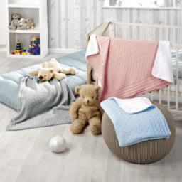 HOME CREATION® Manta para Bebé/ Criança