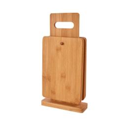 ERNESTO® Tábua de Cortar em Bambu
